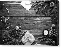 Christmas 6 Acrylic Print