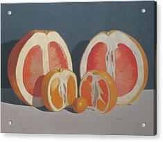 Citrus Family Acrylic Print