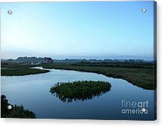 Civil Dawn, Thornham Acrylic Print