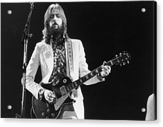 Claptons Solo Acrylic Print