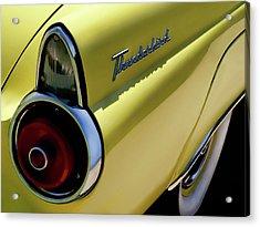 1955 Thunderbird Acrylic Print