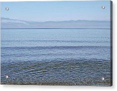 Clear Lake Superior Acrylic Print