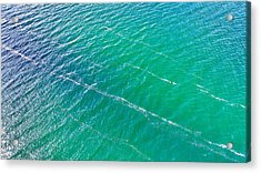 Clear Water Imagery  Acrylic Print