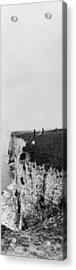 Cliff Climbers Acrylic Print by Alfred Hind Robinson