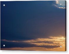 Acrylic Print featuring the photograph Cloud-scape 3 by Stewart Marsden