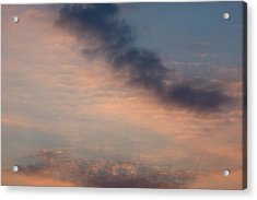 Acrylic Print featuring the photograph Cloud-scape 5 by Stewart Marsden