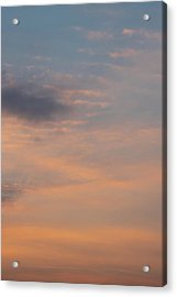 Acrylic Print featuring the photograph Cloud-scape 6 by Stewart Marsden