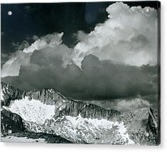 Clouds - White Pass Acrylic Print by Archive Photos