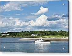 Coastal Scenic Acrylic Print