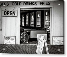 Cold Drinks Acrylic Print