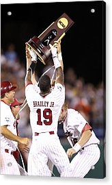 College World Series - Game Two Acrylic Print