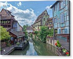 Colmar In France Acrylic Print