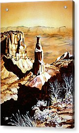 Colorado Monument Acrylic Print