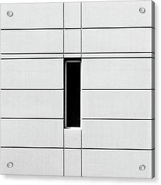 Colorado Windows 10 Acrylic Print