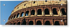 Colosseum, Rome, Italy Acrylic Print by Jeremy Woodhouse