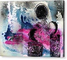 Convergence  Acrylic Print