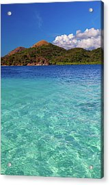 Coron Island, Philippines Acrylic Print by Fototrav