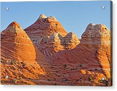 Coyote Buttes The Wave Acrylic Print