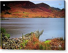 Crummock Water - English Lake District Acrylic Print