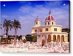 Cuba - The Main Cemetery Of Havana Acrylic Print