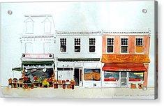 Cutrona's Market On King St. Acrylic Print