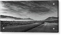 D1101 - Tulbagh Landscape Acrylic Print