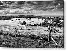 Dahmongah Lookout, Mount Mee Acrylic Print