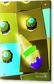 Dairy Design Acrylic Print