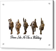 Venus - Dancing Crones Acrylic Print