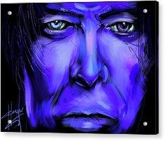 David Bluey Acrylic Print