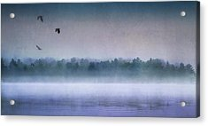 Dawn Of The Fog Acrylic Print