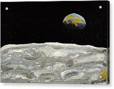 Death By Starlight Acrylic Print