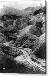 Death Valley Acrylic Print by Keystone