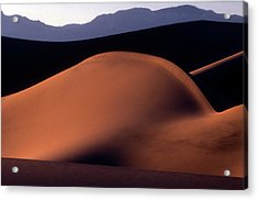 Death Valley Sands National Monument Acrylic Print