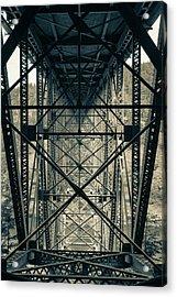 Deception Pass Bridge Acrylic Print