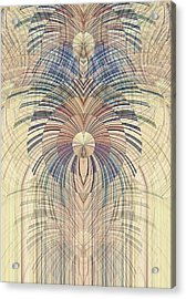 Deco Wood Acrylic Print