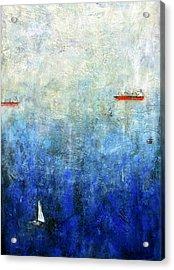 Deep Blue Sea Acrylic Print