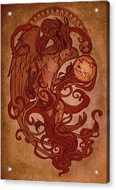 Demons Of Goetia- Amy / Avnas Acrylic Print