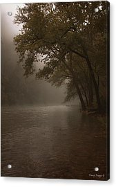 Depth Of Solitude  Acrylic Print
