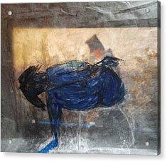 Desire By Nietzsche Acrylic Print