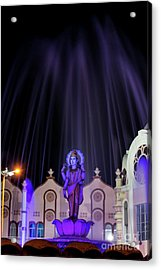 Dhanvantari At Night Acrylic Print by Tim Gainey