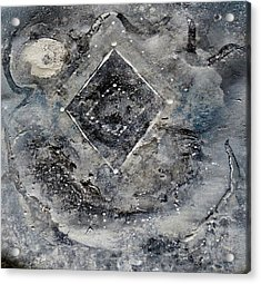 Diamond Apparition  Acrylic Print