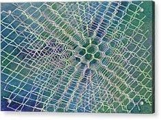 Diamond Acrylic Print