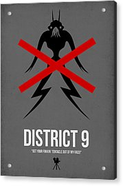 District 9 Acrylic Print