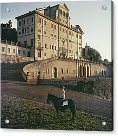 Don Giovanni Acrylic Print by Slim Aarons