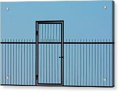 Door To The Sky Acrylic Print