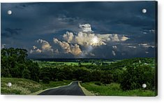 Down Hill From Here Acrylic Print