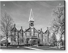 Drake University Old Main Acrylic Print