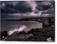 Dramatic Mood Acrylic Print