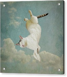 Dreaming Of Tiepolo Acrylic Print